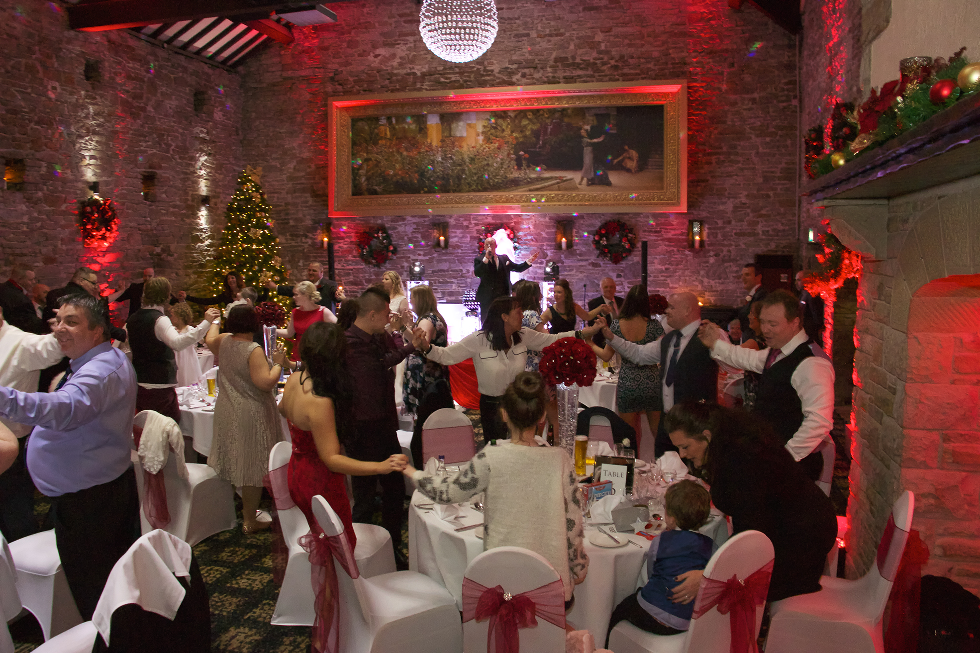 Lancashire Manor Hotel Christmas Wedding Wedding Photographer Blog