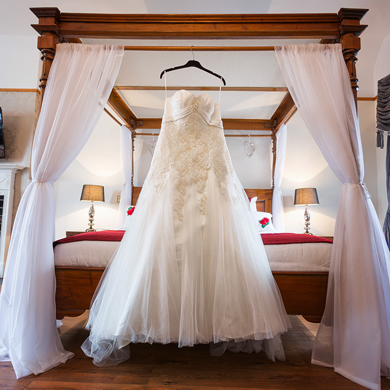 Bridal Suite The West Tower Hotel Ormskirk