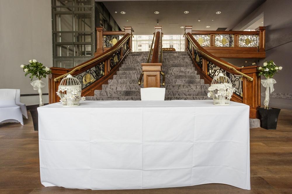 ceremony room Titanic Hotel