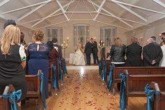 Wedding Ceremony Leasowe Castle Liverpool Photographer