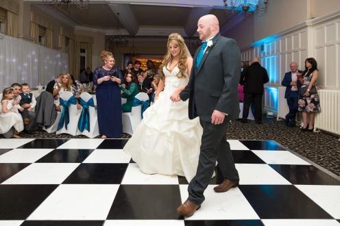 Dance Leasowe Castle Wedding