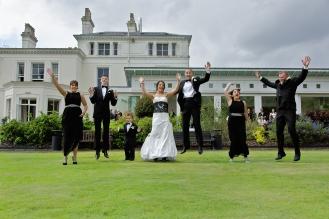 Chancellors Hotel Manchester Fun Bridal Party