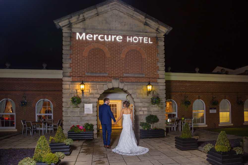 Wedding Photographer Mecure Haydock Thistle Hotel Liverpool