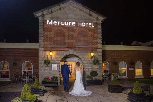 Wedding Photographer Mecure Haydock Thistle Hotel Liverpool