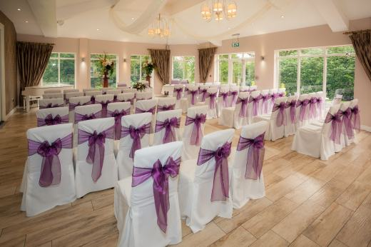 Astley Bank Hotel Ceremony Room - Wedding Photographer Bolton Darwin Lancashire