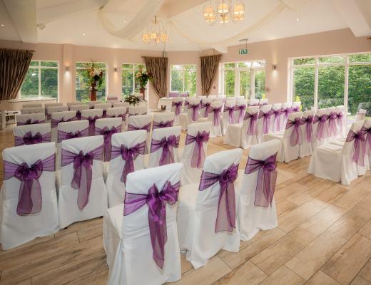 Astley Bank Hotel Ceremony Room - Wedding Photographer Bolton Darwin Lancashire