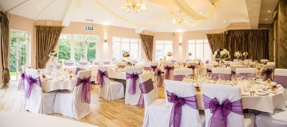 Astley Bank Hotel - Wedding Reception Room