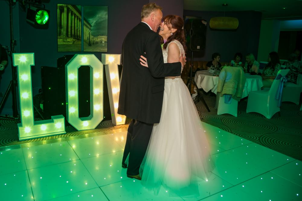 Atlantic Tower Hotel Liverpool first dance